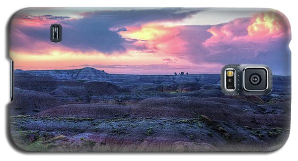 Badlands Sunrise Galaxy S5 Case