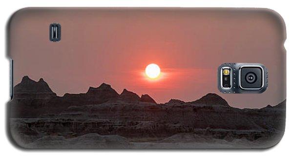 Badlands Sunset Galaxy S5 Case