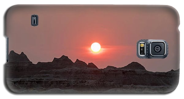 Badlands Sunset Galaxy S5 Case