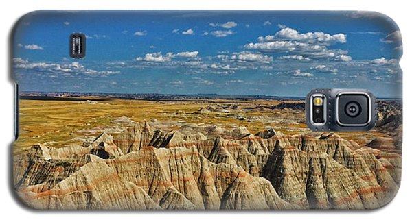 Badlands To Plains Galaxy S5 Case