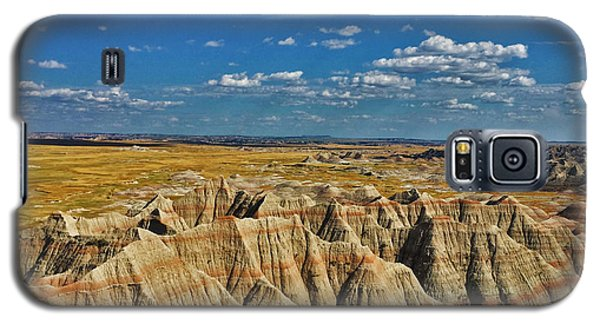 Badlands To Plains Galaxy S5 Case