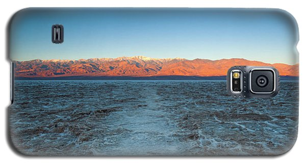 Galaxy S5 Case featuring the photograph Badwater  by Catherine Lau