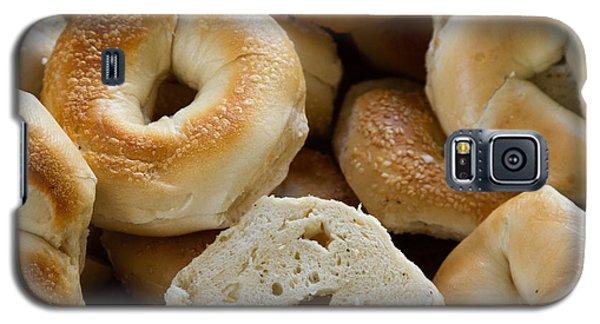 Bagels 1 Galaxy S5 Case