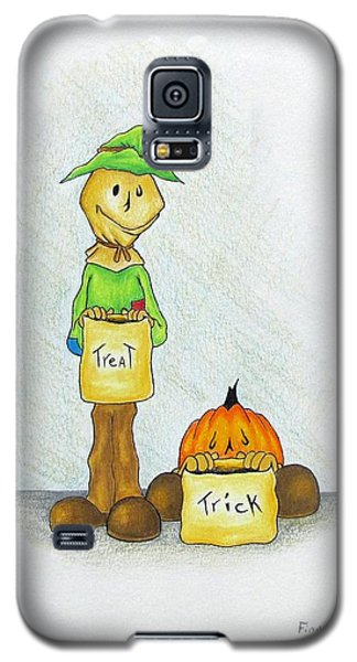 Baggs And Boo Treat Or Trick Galaxy S5 Case