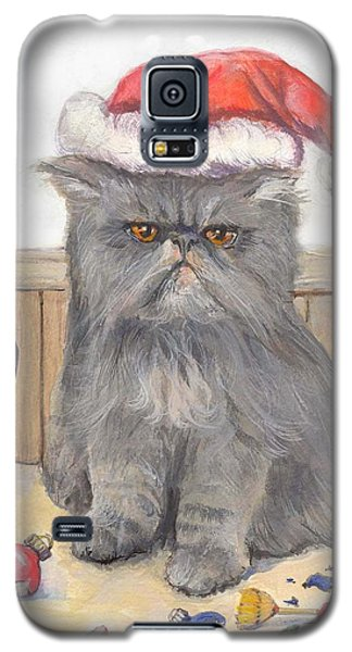 Bah Humbug Galaxy S5 Case by Donna Tucker