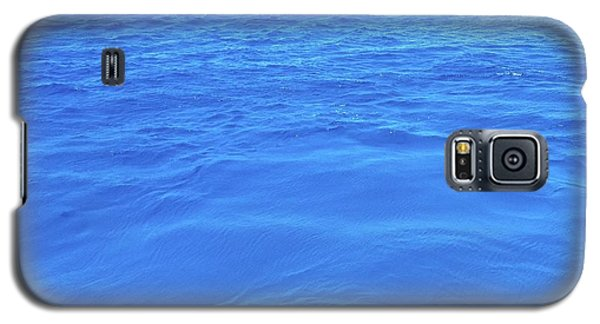 Bahama Blue Galaxy S5 Case