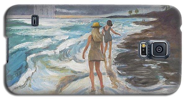 Bahia Honda Beach Galaxy S5 Case
