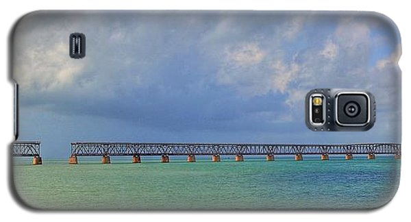 Bahia Honda Galaxy S5 Case