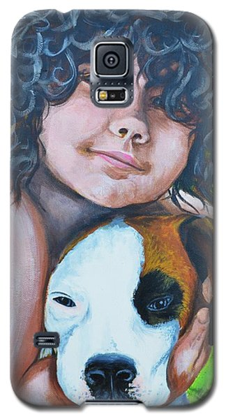 Baiya And Moja Galaxy S5 Case