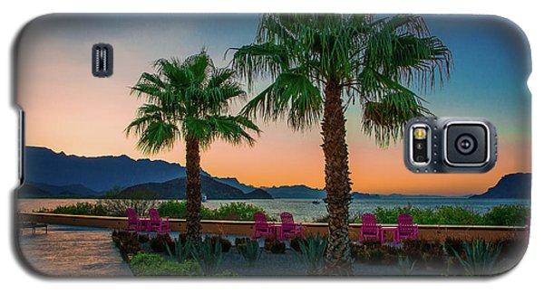 Baja Sunset Galaxy S5 Case