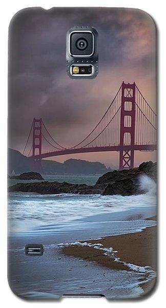 Baker's Beach Galaxy S5 Case