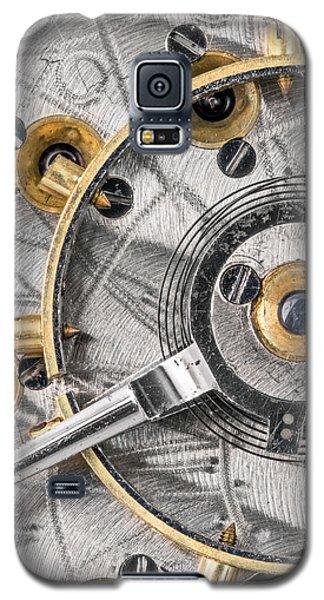 Balance Wheel Of An Antique Pocketwatch Galaxy S5 Case