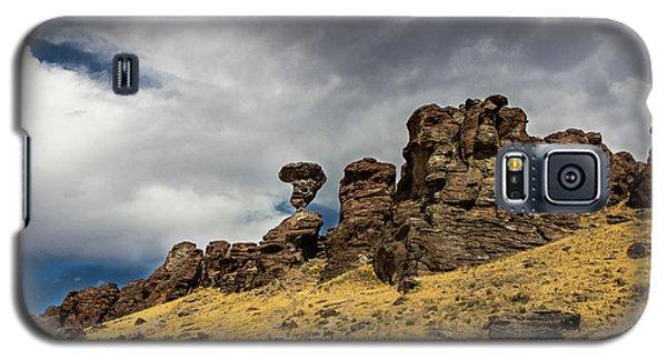 Balanced Rock Idaho Journey Landscape Photography By Kaylyn Franks Galaxy S5 Case