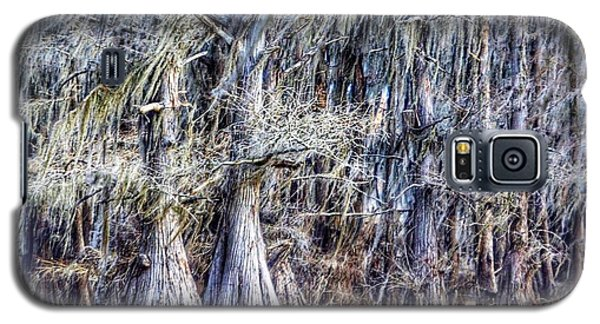 Bald Cypress In Caddo Lake Galaxy S5 Case