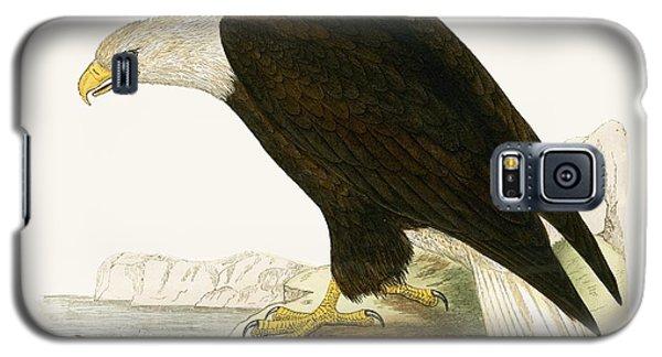 Bald Eagle Galaxy S5 Case by English School