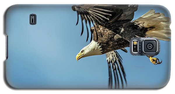 Bald Eagle Flight 1 Galaxy S5 Case