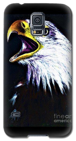 Bald Eagle - Francis -audubon Galaxy S5 Case