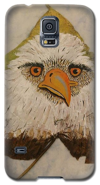 Bald Eagle Front View Galaxy S5 Case
