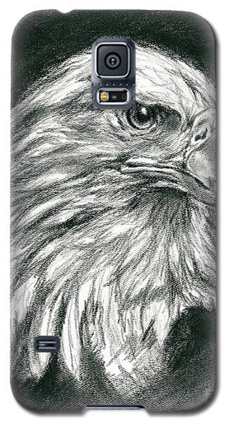 Bald Eagle Intensity Galaxy S5 Case