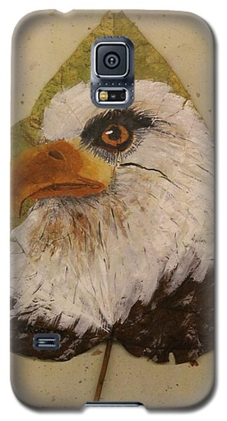 Bald Eagle Side Veiw Galaxy S5 Case