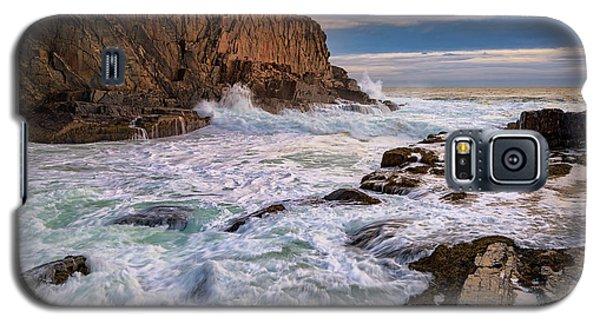 Galaxy S5 Case featuring the photograph Bald Head Cliff by Rick Berk
