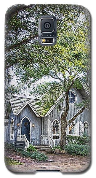 Bald Head Island Chapel Galaxy S5 Case