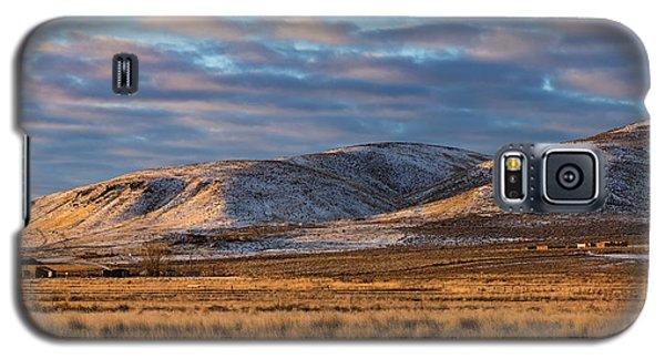 Bald Mountain At Dawn 2 Galaxy S5 Case