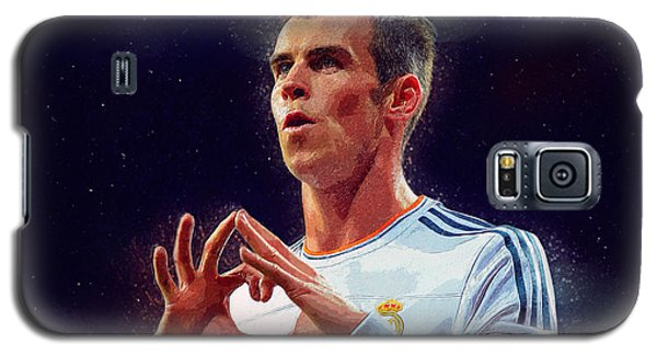 Bale Galaxy S5 Case by Semih Yurdabak