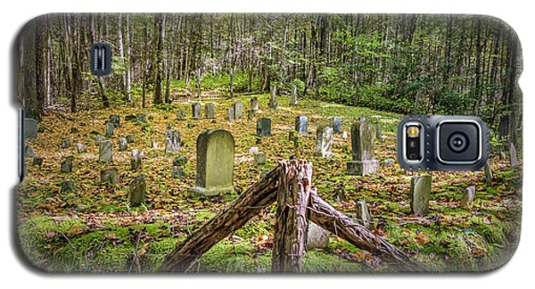 Bales Cemetery Galaxy S5 Case by Patrick Shupert