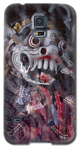 Bali Dance Theater Mask - Barong I Galaxy S5 Case