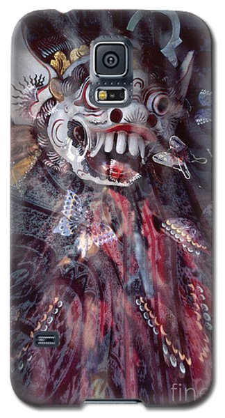 Bali Dance Theater Mask - Barong II Galaxy S5 Case