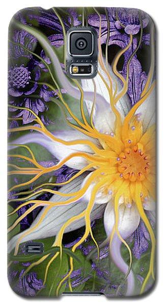 Bali Dream Flower Galaxy S5 Case
