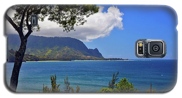 Bali Hai Hawaii Galaxy S5 Case