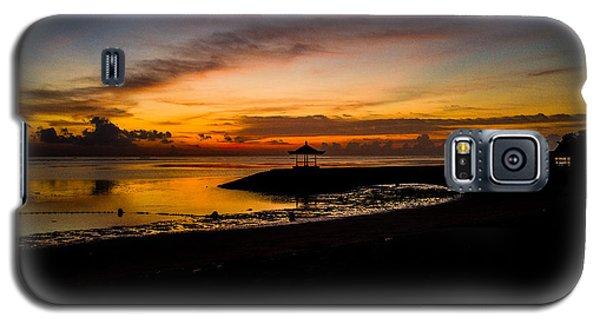 Bali Sunrise I Galaxy S5 Case by M G Whittingham