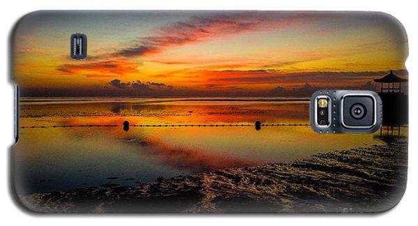 Bali Sunrise II Galaxy S5 Case by M G Whittingham