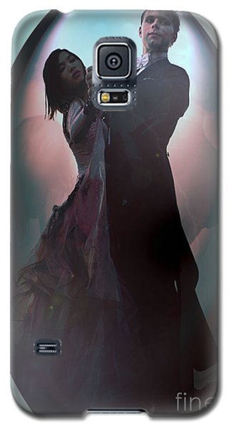 Ball Room Dancer Galaxy S5 Case by Tbone Oliver