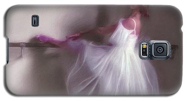 Galaxy S5 Case featuring the photograph Ballerina-2 by Juan Carlos Ferro Duque