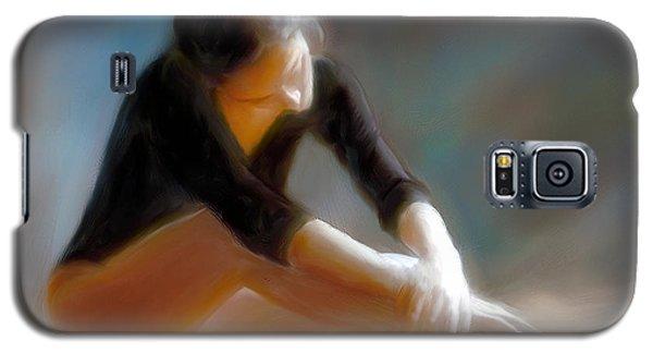Galaxy S5 Case featuring the photograph Ballerina 3 by Juan Carlos Ferro Duque