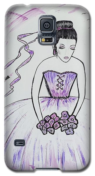 Ballerina Bride  Galaxy S5 Case
