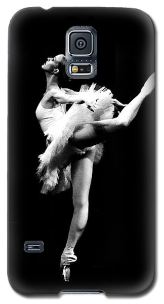 Ballet Dance Galaxy S5 Case