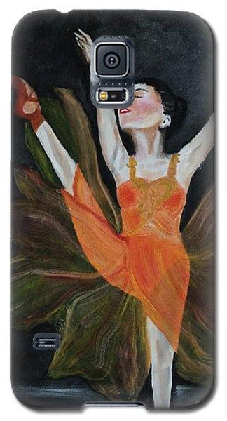 Ballet Dancer 1 Galaxy S5 Case
