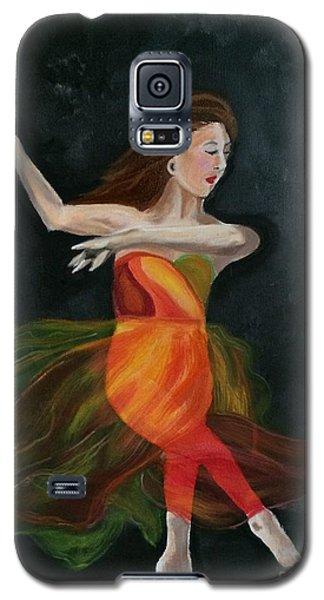 Ballet Dancer 2 Galaxy S5 Case