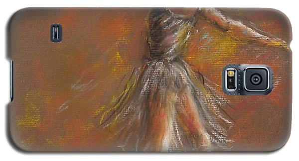 Ballet Dancer Galaxy S5 Case by Bonnie Goedecke