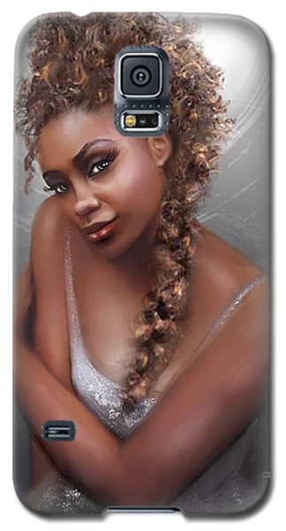 Ballet Dancer Galaxy S5 Case