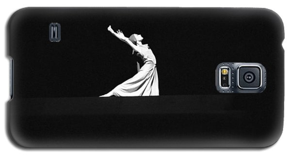 Galaxy S5 Case featuring the photograph Ballet by Emanuel Tanjala