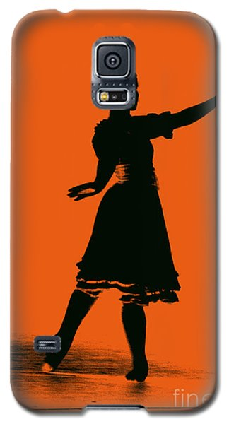 Ballet Girl Galaxy S5 Case