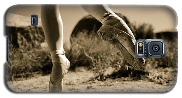 Ballet Pointe Galaxy S5 Case