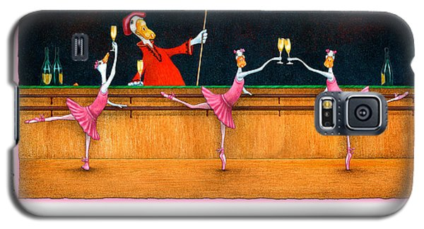 Ballet Up To The Barre... Galaxy S5 Case