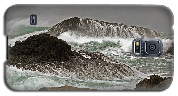 Ballintoy Harbour Galaxy S5 Case
