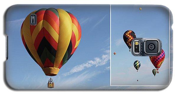 Balloon Festival Indianola, Iowa Galaxy S5 Case